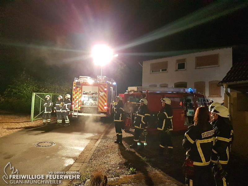 Notfalltüröffnung, Matzenbach