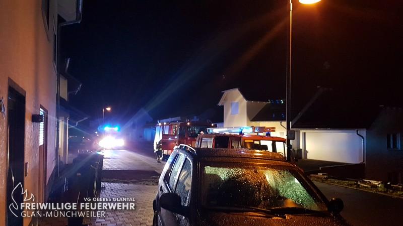 Wohnungsbrand, Rehweiler