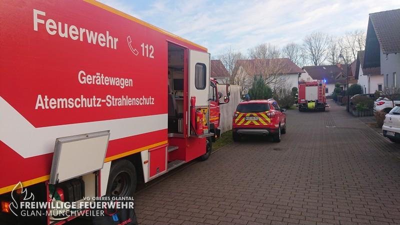 Gefahrstoffeinsatz, Schönenberg-Kübelberg