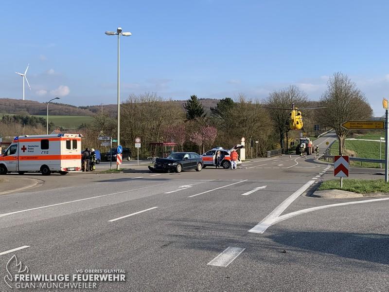 Verkehrsunfall, Krottelbach