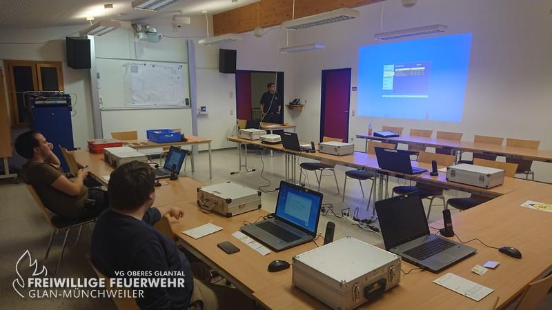 Voralarm Technische Einsatzleitung, Altenglan (TEL-LK Kusel)