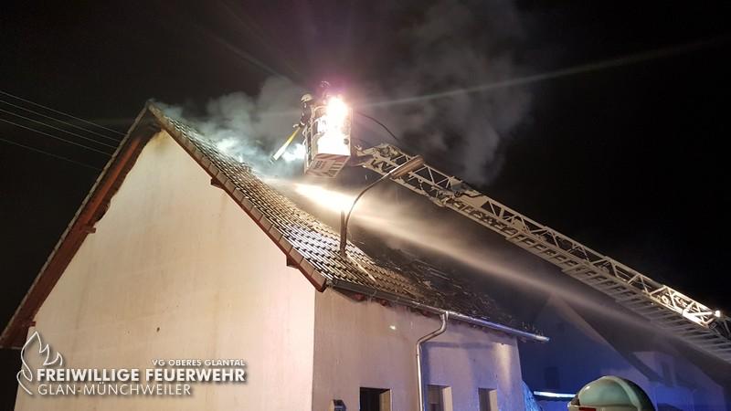 Gebäudebrand, Altenkirchen