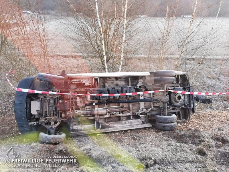 Verkehrsunfall, K10